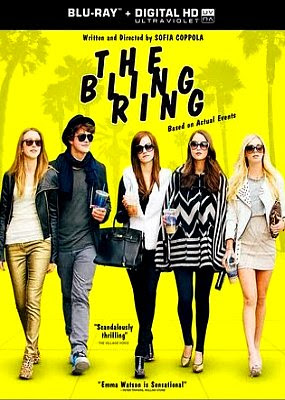 Filme Poster Bling Ring - A Gangue de Hollywood BRRip XviD & RMVB Legendado