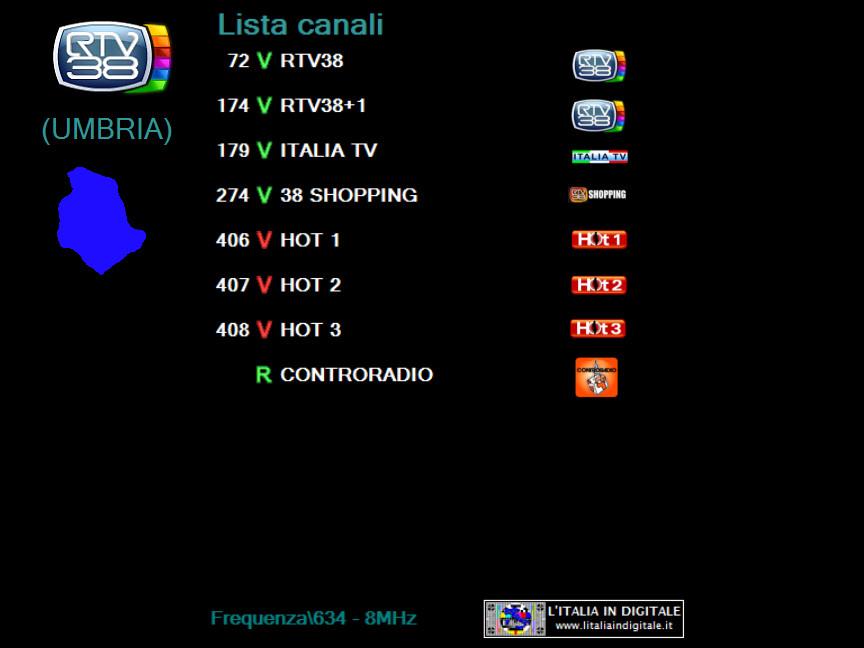 italia musica umbria tv - photo#31