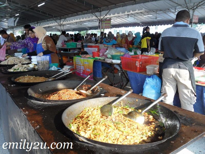 Ipoh Ramadan bazar