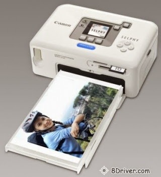 download Canon SELPHY CP720 printer's driver