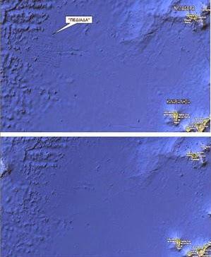 σβησμένη ατλαντίδα από το χάρτη, ατλαντίδα στον ωκεανό,βρεθηκε η Ατλαντίς,χάρτης ατλαντίδος,Atlantis wiped from the map, Atlantis in the ocean, found Atlantis, Atlantis map.