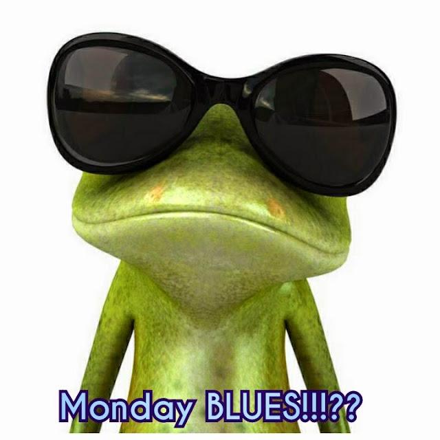 Hadapi Monday Blues!!!