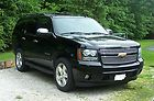 "2007 Chevrolet Tahoe LTZ 4-Door 5.3L V8 4X4 DVD Sunroof BOSE sound, 20"" factory"