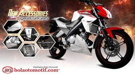 Aksesoris New Vixion Lightning 2013