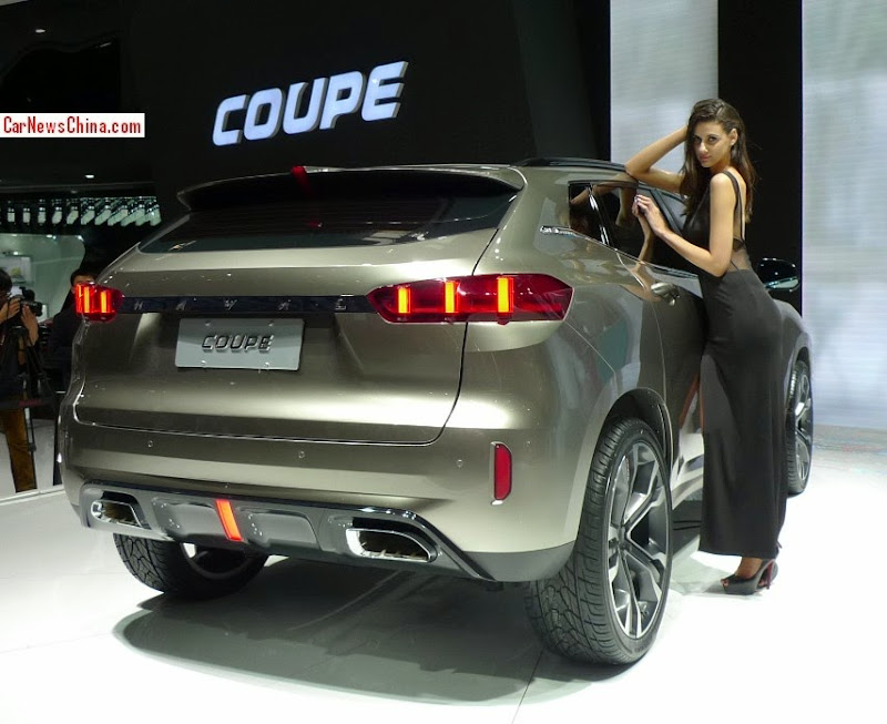 great wall changcheng haval coupe concept. Black Bedroom Furniture Sets. Home Design Ideas