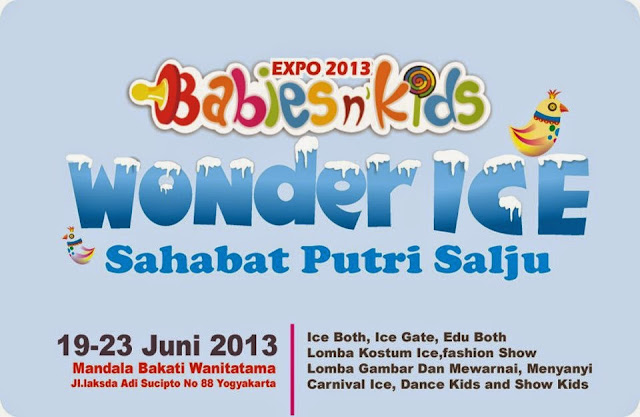 "Babies & Kids Expo 2013 ""Wonder Ice"""