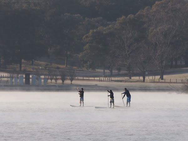 lake punting