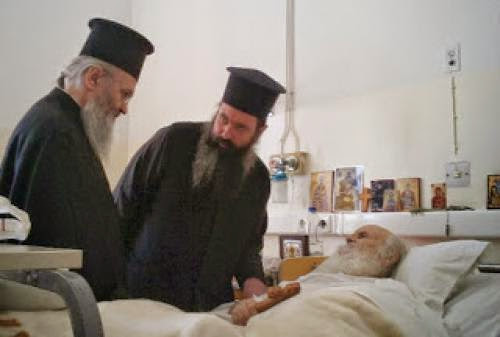 The Last Days Of Elder Anastasios Of Koudoumas 3 Of 5