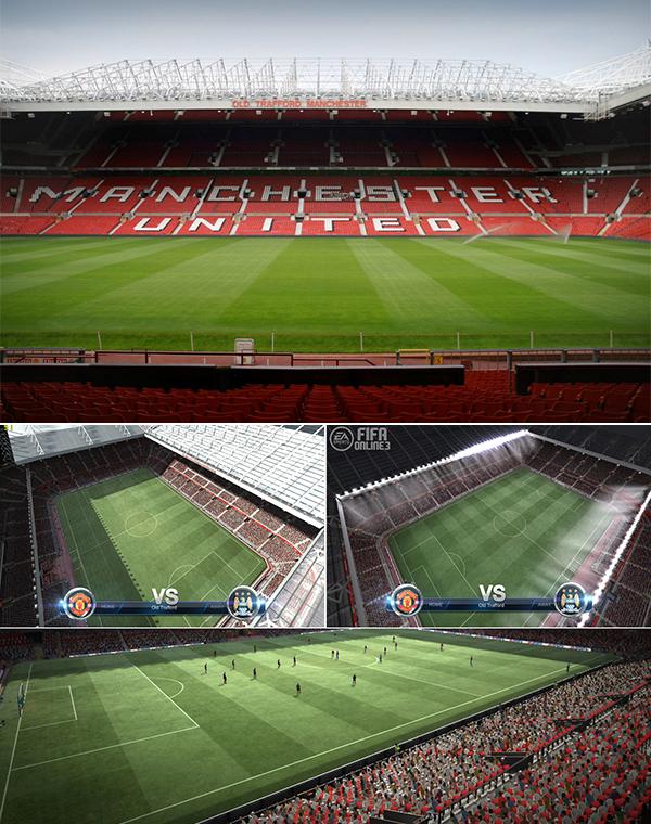 Chiêm ngưỡng các sân vận động trong FIFA Online 3 6
