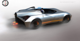 Spada Vetture Sport Codatronca Monza to be unveiled at Top Marques Monaco