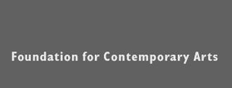 Foundation For Contemporary Arts