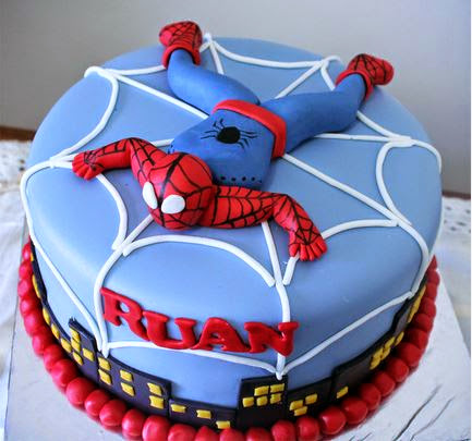 50 Best Spiderman Birthday Cakes Ideas And Designs Ibirthdaycake