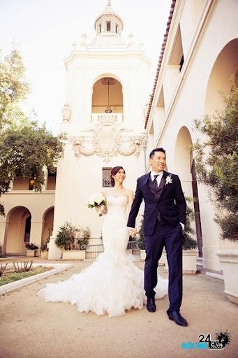 Ảnh cưới của siêu mẫu Ngọc Quyên - 4 Ảnh cưới của siêu mẫu Ngọc Quyên
