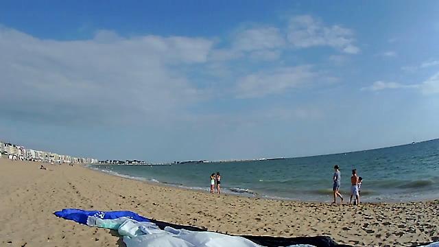 Vers l'estuaire de la Loire (Pornichet/LaBaule, St Brévin...) au fil du temps... Vlcsnap-2014-07-30-14h37m29s191