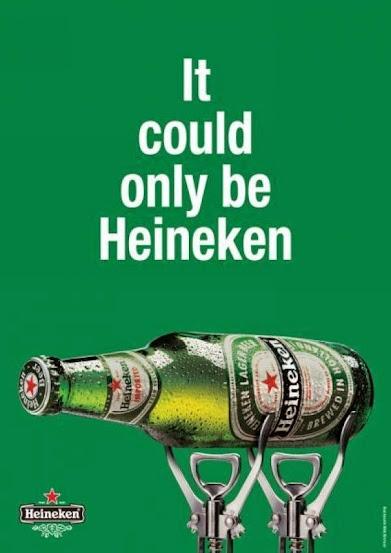 slogan Heineken