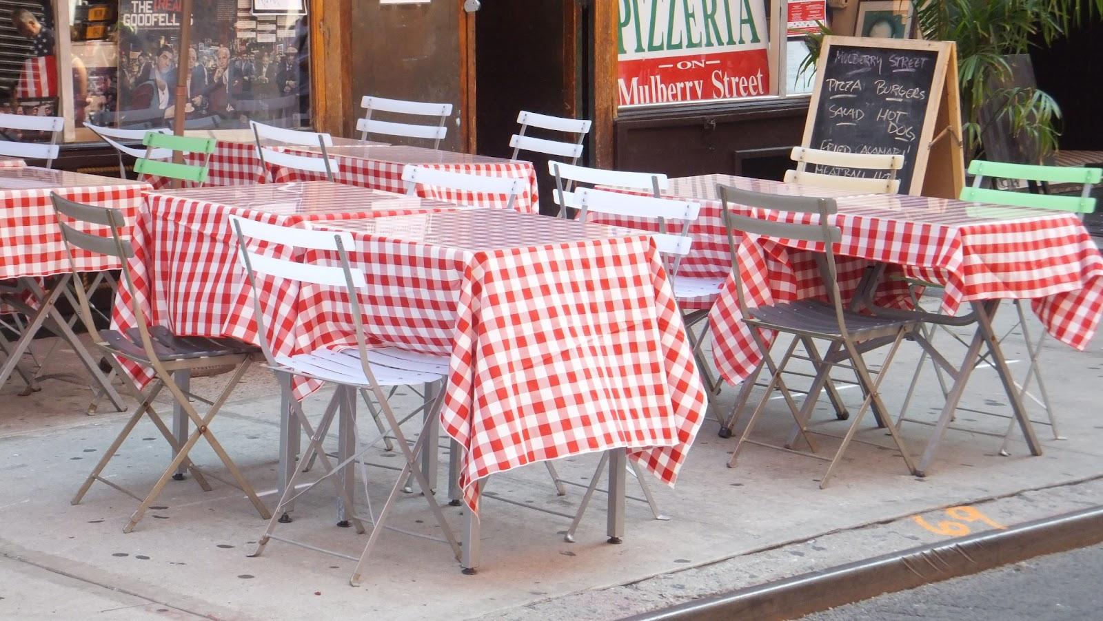 Little Italy, Manhattan