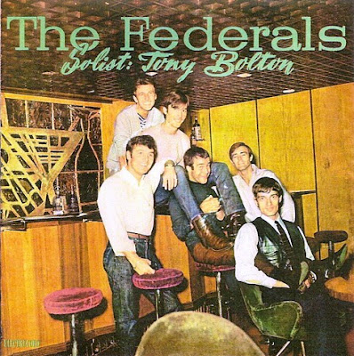 the Federals ~ 1965 ~ Solist: Tony Bolton
