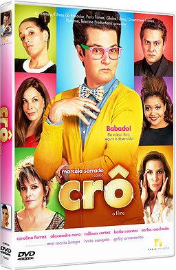 Filme Poster Crô: O Filme DVDRip XviD & RMVB Nacional