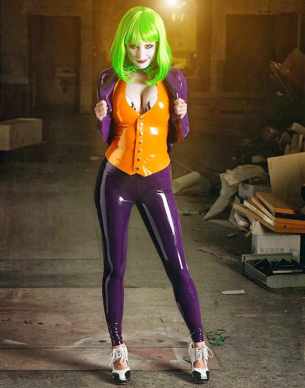 Who are the Sexiest Cosplay Girls? Joker