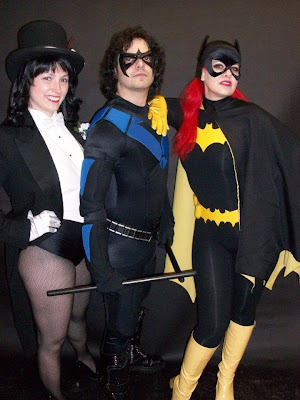 Apparently the only photos I have of Nightwing come from costume parties and themed weddings hahahaha.  sc 1 st  Google Sites & Nightwing - Syagriau0027s Cosplay