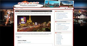 TripAdvisor Las Vegas WordPress Theme
