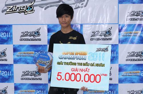 Zing Speed: Toàn cảnh vòng chung kết SSC 2011 14