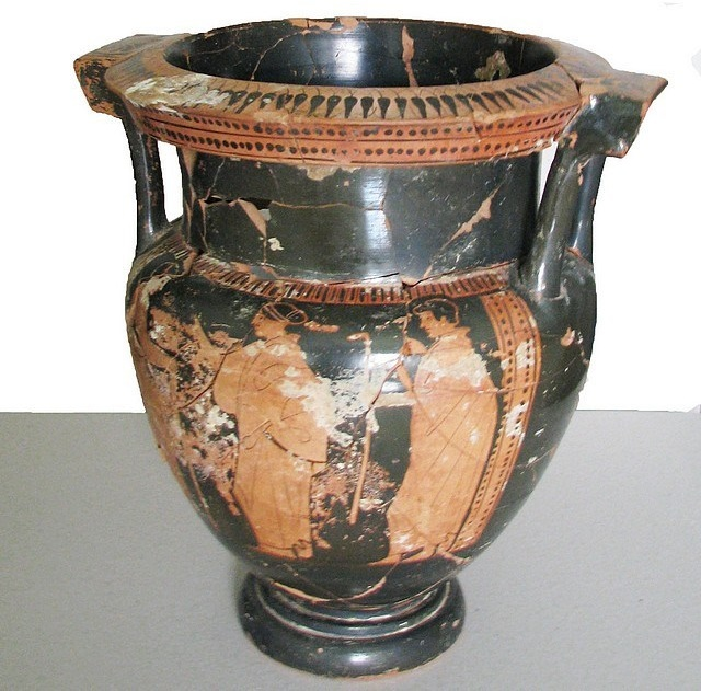 Heritage: Bulgarian police seize rare classical Greek vase