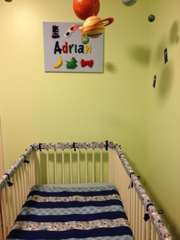 My Doctor Who Nursery