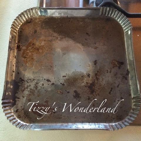 Tizzy 39 s wonderland tutorial come togliere la ruggine - Togliere silicone dalle piastrelle ...