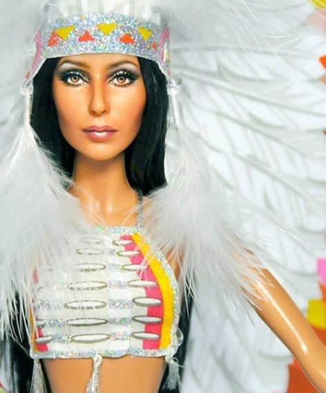 кукла шер (2) – ноэль круз