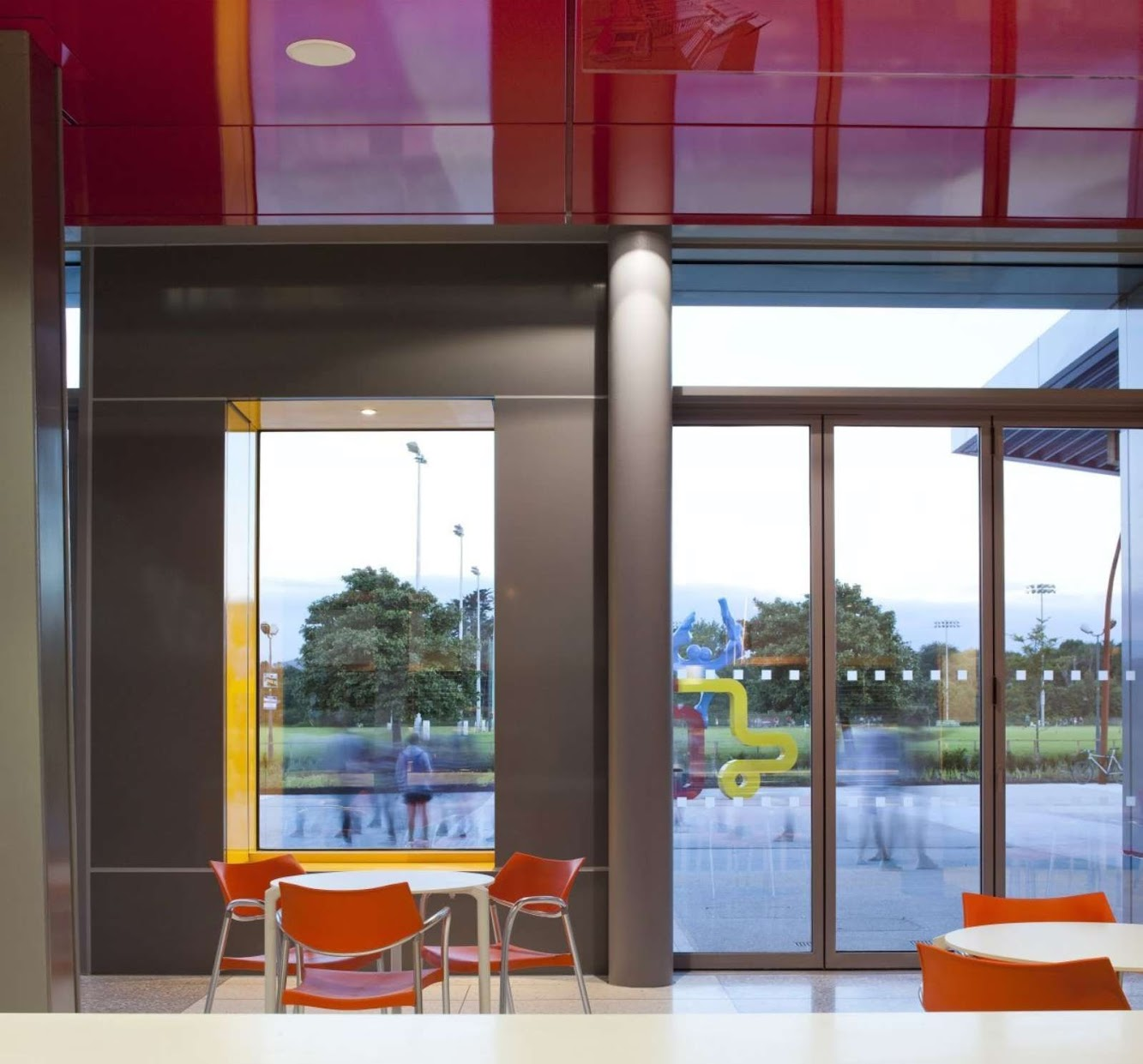Ucd Student Centre by Fkp Architects