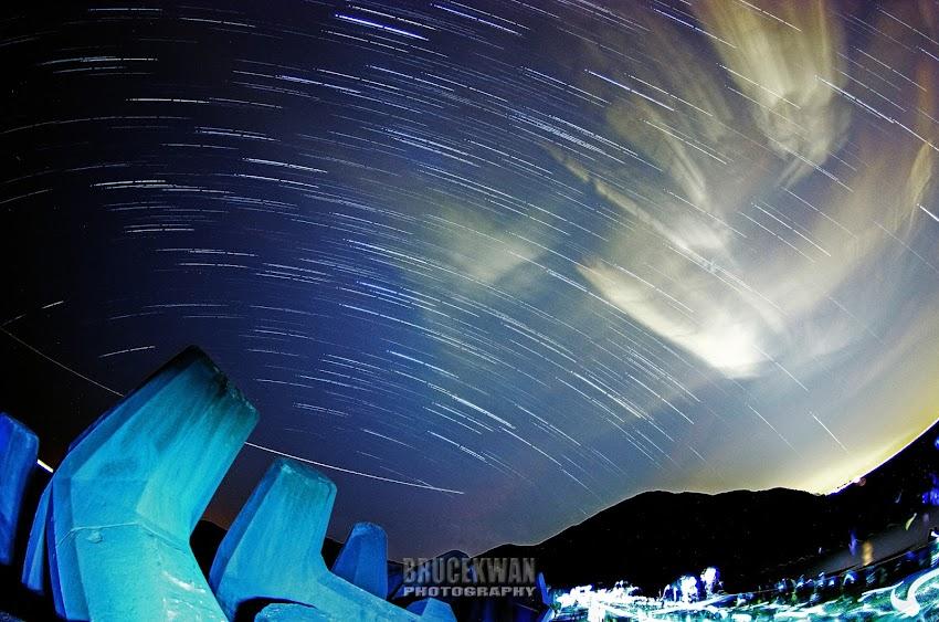 香港星空2013夏~  K5IIS