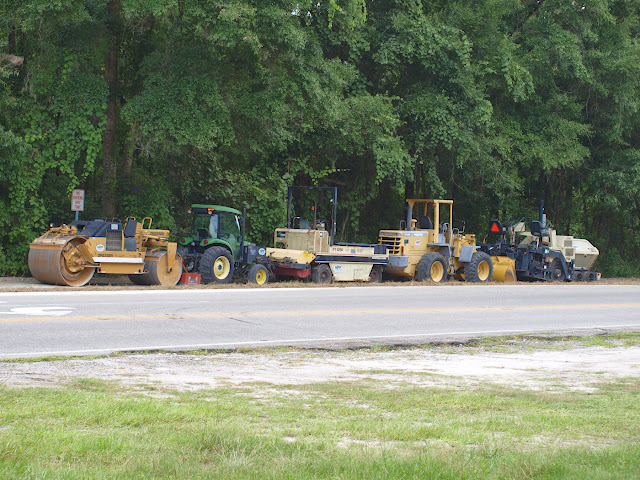 Paving ready to begin on SW 91st Street