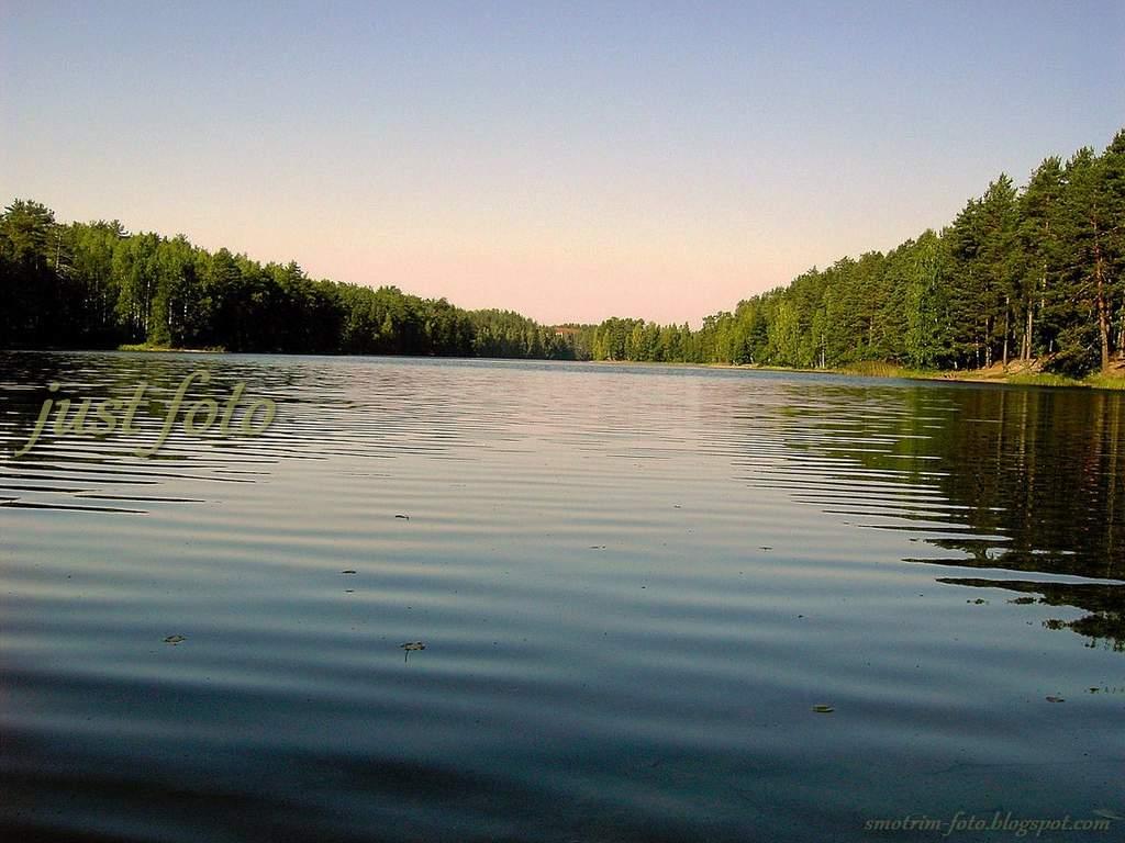 Семиозерье озеро пейзажи фото