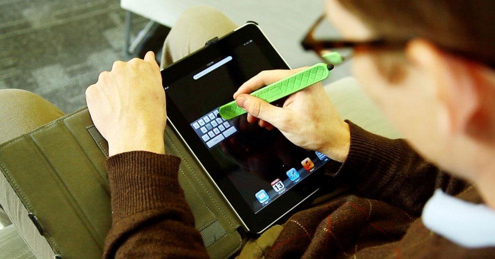 *FLAXUS矽膠手環觸控筆:還增添了童玩趣味! 6