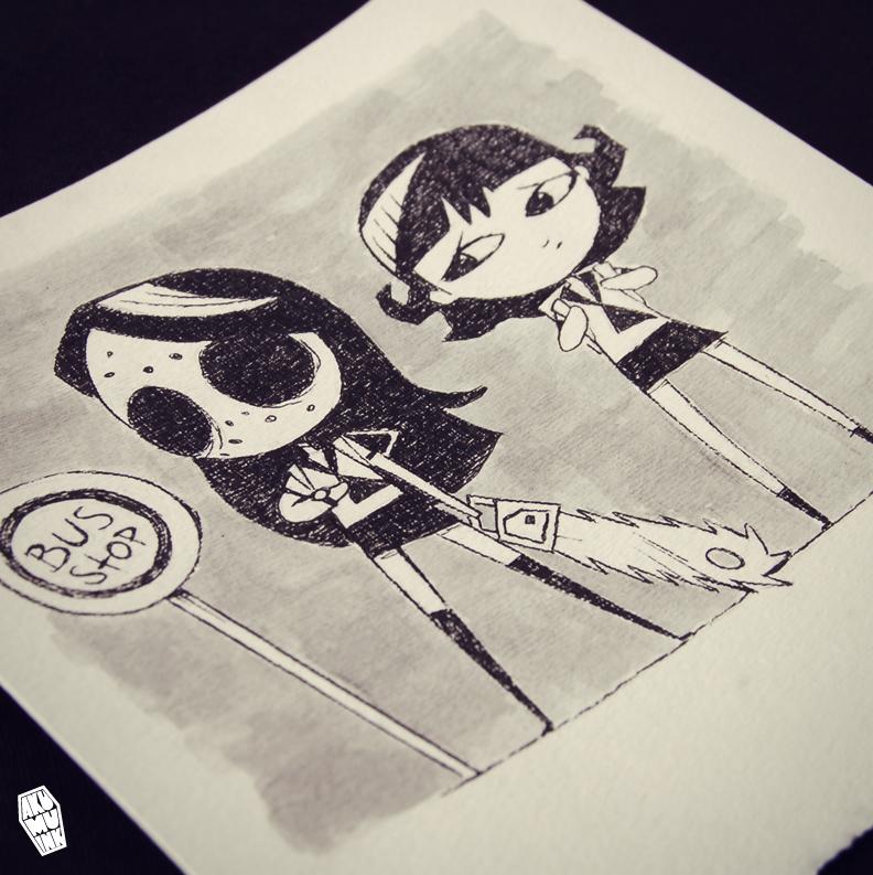 artwork, sketch, anime art, manga art, manga horror, horror anime, scary anime, scary manga, skulls, teen artist, young street artist, highschool dark artist, emo artist, emo anime, emo manga, goth manga, goth anime
