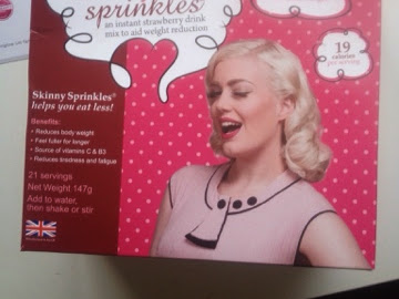 Skinny sprinkles review