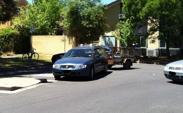 o'connor parking