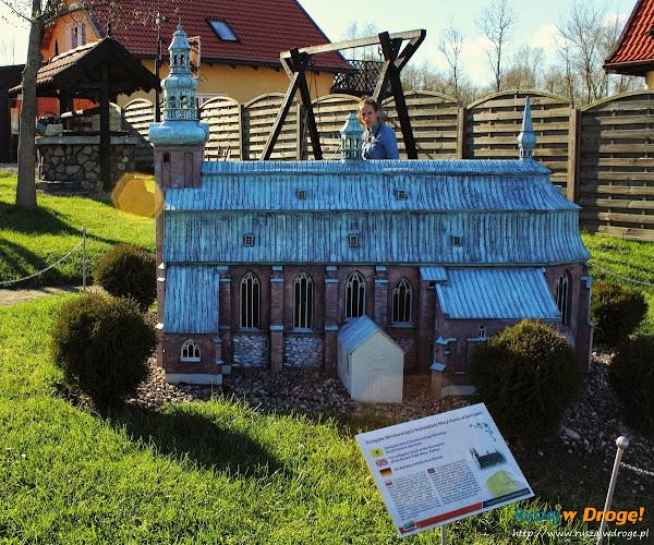 Kaszubski Park Miniatur Strysza Buda - Kartuska Kolegiata