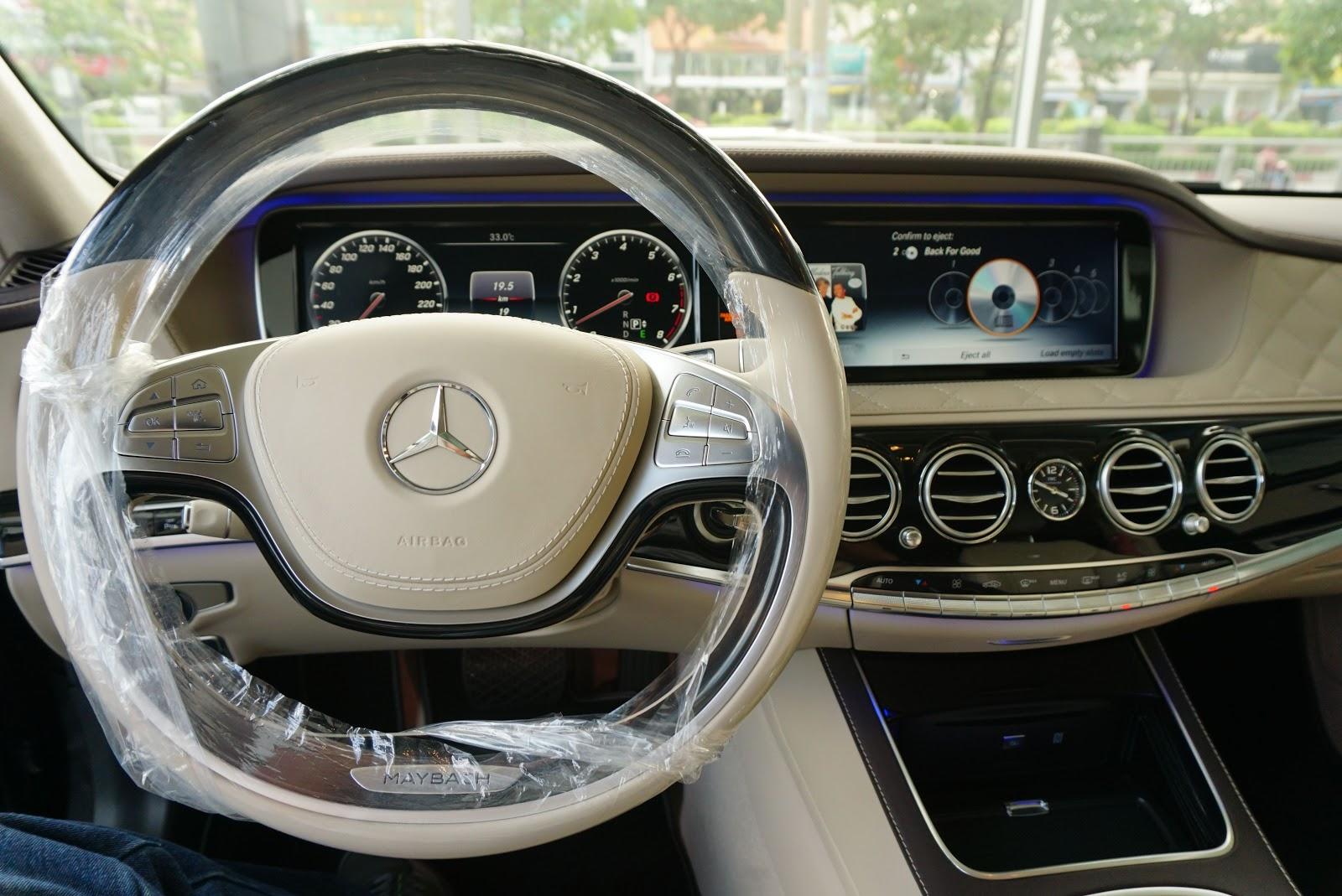 Đây là một chiếc xe siêu thông minh, kết hợp hệ thống an toàn, giải trí đỉnh cao
