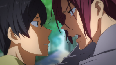 Free! Iwatobi Swim Club Episode 4 Screencap 12