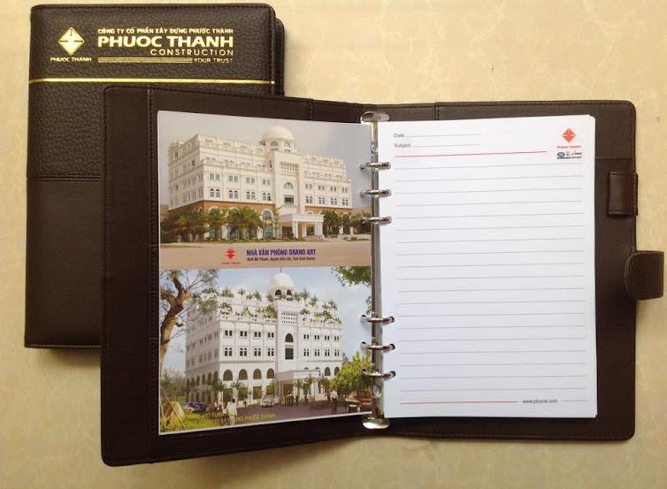 www.123raovat.com: Công ty sản xuất sổ tay, làm bìa sổ tay, sổ note, sổ da