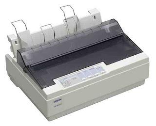 Gambar Printer Dot Metrix