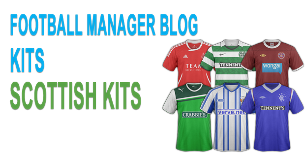 Scottish Kits Football Manager