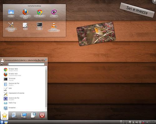Arch Linux KDE