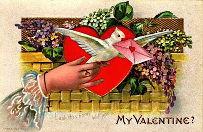 On St Valentine's Day it is time to reflect on love