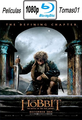 El Hobbit 3: La batalla de los cinco ejércitos (The Hobbit 3) (2014) (BRRip) BDRip m1080p