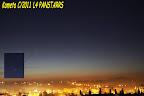 Kometa C/2011 L4 PANSTARRS 20 marzec 2013r. godzina 19:00