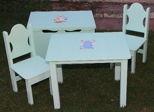 Arrorr muebles infantiles mesas y sillas para ni os - Mesas y sillas de ninos ...