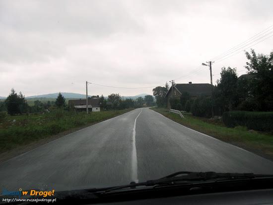 w drodze do lokalnych atrakcji